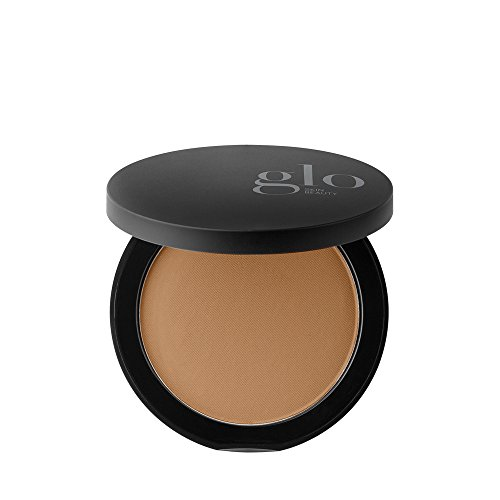 - Glo Skin Beauty Pressed Base - Chestnut Light | Mineral Pressed Powder Foundation | 24 Shades, Buildable Coverage, Matte Finish