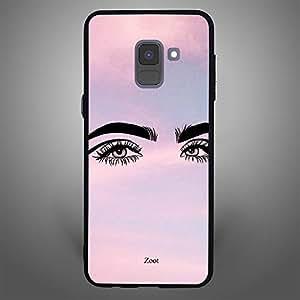 Samsung Galaxy A8 Plus Eyes