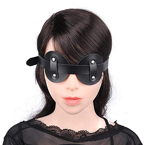 (SM Glasses Eye Patch Eyeshade Adult Sex Game Mask Goggles Party Cosplay)