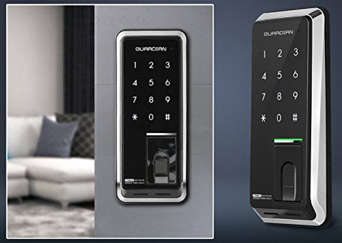 GUARDIAN TR811 Fingerprint Doorlock Keyless Lock Smart Digital Biometric Entry