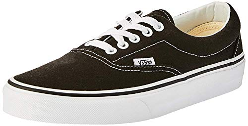 (Vans Footwear Classics Men's Era Sneaker 7 Black)