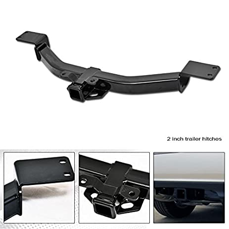 Amazoncom VXMOTOR CLASS 3 TRAILER HITCH RECEIVER REAR BUMPER TOW
