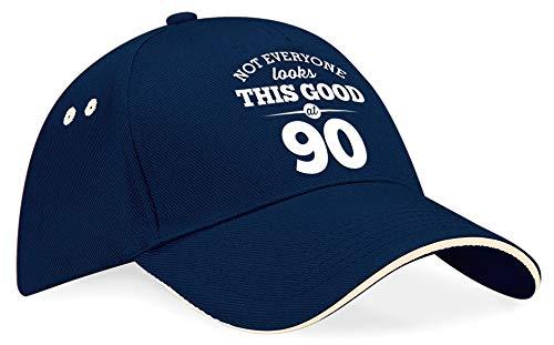 Amazon 90th Birthday Cap Hat Baseball Gift Idea Present Keepsake Novelty Funny For Women Men Handmade