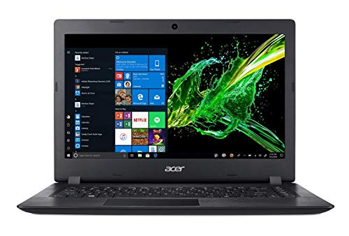 Acer Aspire 3 14″ HD Home and Business Laptop, AMD A9 Processor, Radeon R5 Graphics, 8GB DDR4 RAM, 256GB SSD, Dual-Core up to 2.7 GHz, USB 3.1, HDMI, Webcam, Wi-Fi, Win10 (Renewed)