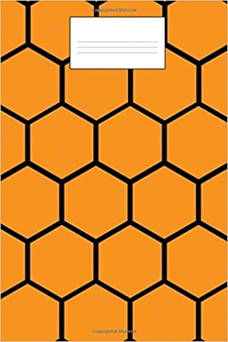 hex grid notebook hexagonal graph paper notebook perfect rpg graph