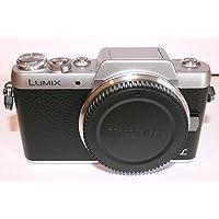 Panasonic Lumix DMC-GF7 Mirrorless Micro Four Thirds Digital Camera (Black Body Only) - International Version (No Warranty)