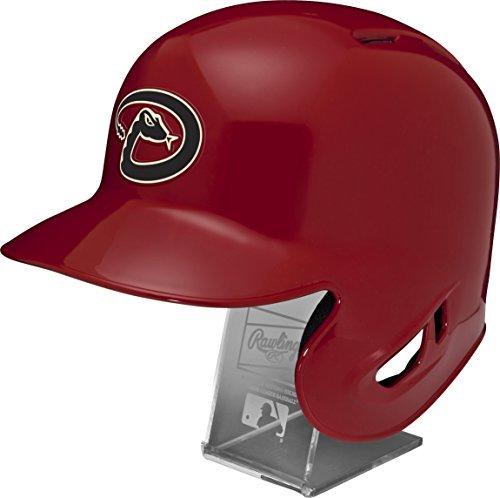 MLB Arizona Diamondbacks Replica Mini Baseball Batting Helmet (Riddell Baseball)