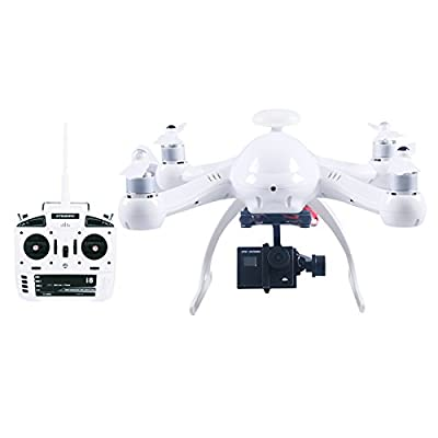 350-X3 Remote Control Four Axis UAV Drone Quadcopter With HD Camera For GoPro Beginner