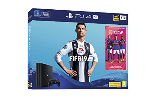 Sony Playstation 4 Pro 1TB Fifa 19 Bundle (UK Import)