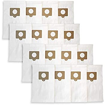 Compatible with Models 54321,50104 Reinlichkeit 16-Pack Generic Vacuum Bags fit Kenmore Style C//Q