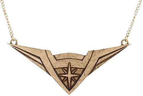 Marvel Wonder Woman (Wonder Woman Tiara Necklace)