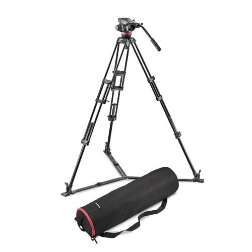 Manfrotto Professional Fluid Video System by Manfrotto