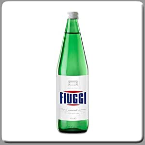 Amazon Com Fiuggi Still Natural Water Case Of 6 X 1 Lt