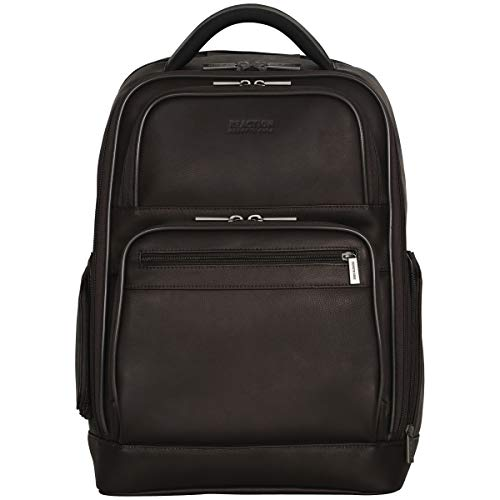 Kenneth Cole Reaction Colombian Leather Dual Compartment 15.6
