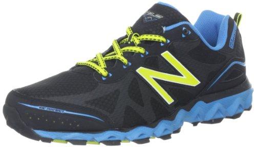 New Balance Men's MT710v2 Trail Running Shoe,Grey/Blue,11 D US