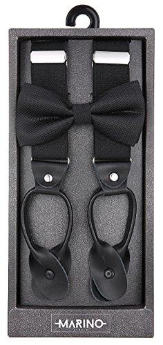 Marino Elastic Fashion Suspenders Polyester