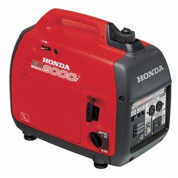 Honda EU2000IC Companion Super Quiet 2000 Watt Portable Generator (Portable 2000w Generator)