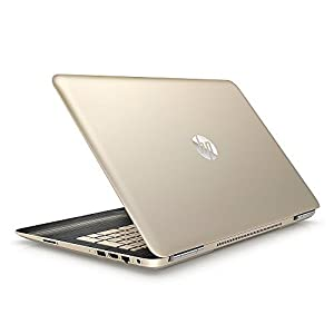 "2018 Newest HP Premium Business Flagship Laptop PC 15.6"" LED-Backlit Touchscreen Intel i5-7200U Processor 12GB DDR4 RAM 1TB HDD DVD-RW Backlit-Keyboard Webcam 802.11AC Bluetooth Windows 10-Gold"