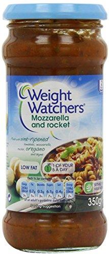 Weight Watchers Mozzarella Rucola Sauce - 350gr