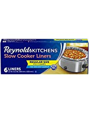 Reynolds Slow Cooker Liners, 6 Count