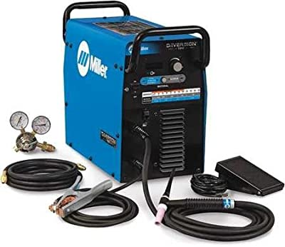 TIG Welder, Diversion 180, 120-240VAC