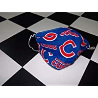 Chicago Cubs MLB Washable Face Mask