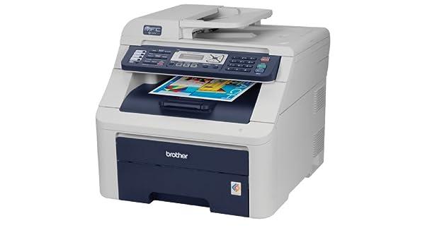 Brother MFC-9120CN Digital Color todo en uno impresora con ...