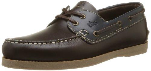 TBS Phenis, Chaussures bateau homme Bleu (2819 Ebene/Marine)