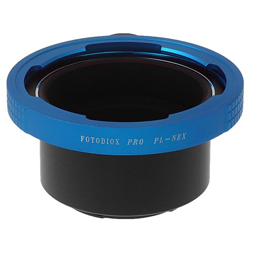 Lens Arri (Fotodiox Pro Lens Mount Adapter - Arri PL (Positive Lock) Mount Lens to Sony Alpha E-Mount Mirrorless Camera Body)