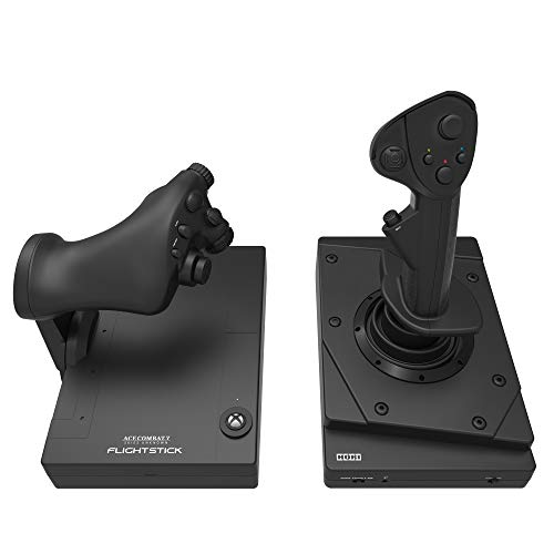HORI Ace Combat 7 Hotas Flight Stick for Xbox One - Officially Licensed by Microsoft & Bandai Namco Entertainment - Xbox One by Hori (Image #4)