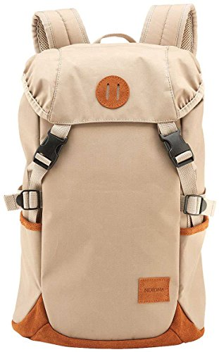Nixon – Mens Trail Backpack, Size: O/S, Color: Khaki Review