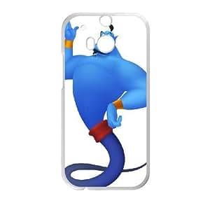 HTC One M8 Phone Ceses white Aladdin Genie XF5889961