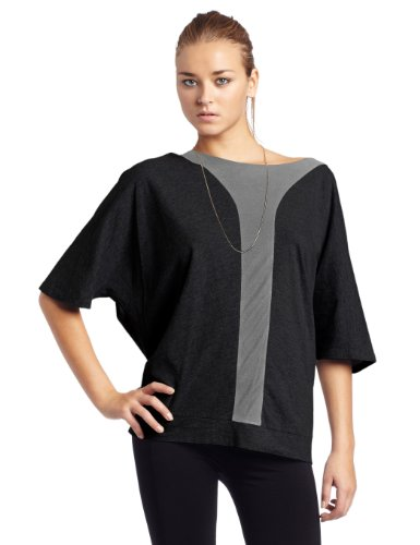 T-Shaped Top With Inserts