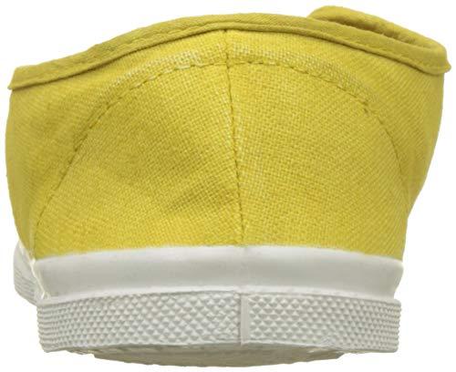 jaune 0209 Bensimon Elly Tennis Baskets Jaune Femme 4cT7zTrq