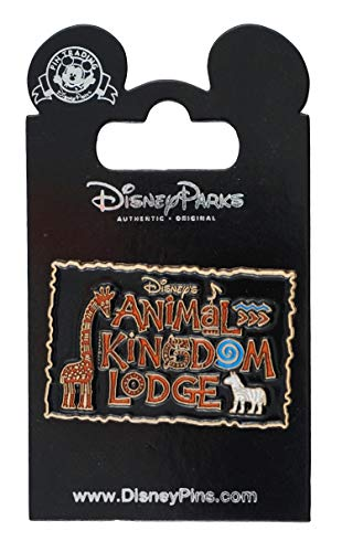 WDW Trading Pin - 2018 - Animal Kingdom Lodge