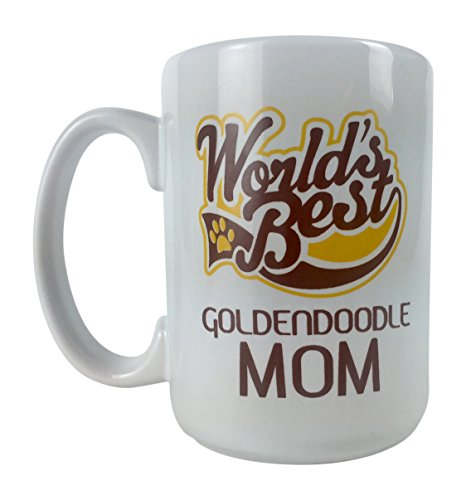 Worlds Goldendoodle Deluxe Large Double Sided product image