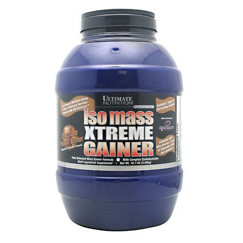 Iso Mass Xtreme Gainer, Ultima...
