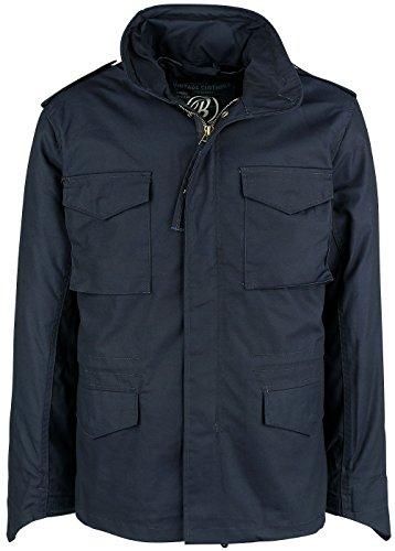 Lining M-65 (Brandit Men's M-65 Classic Jacket Navy Size XL)