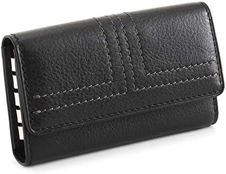 ランバンコレクション キーケース 黒(ブラック) LANVIN collection 286602 メンズ 紳士