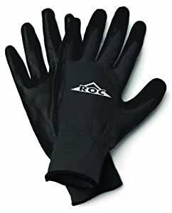 Magid ROC20TXL ROC Polyurethane Coated Palm Glove, Men's X-Large