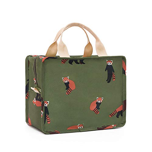 Seamount Army Green Large Oxford Cloth Insulated ChillOut Thermal Tote