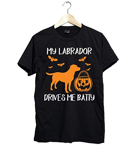 Amazing Labrador shirt - Funny Gift for Labrador Lovers this Halloween- Unisex Style Size Up to 6XL - Fast Shipping]()