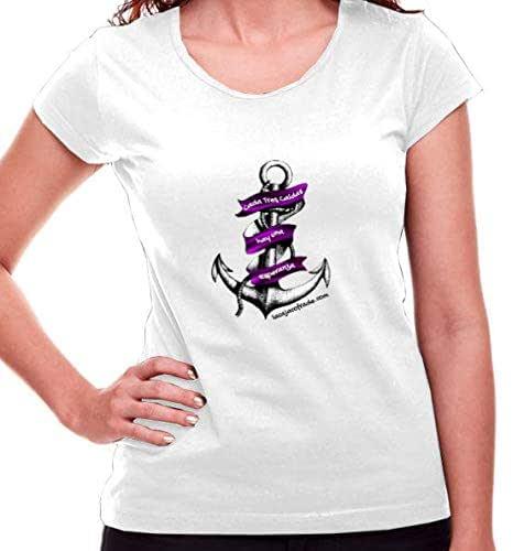 Camiseta Ancla | Camiseta Triana | Camiseta Marinera | Camisetas Baratas: Amazon.es: Handmade
