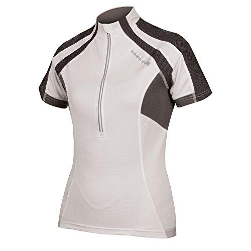 Endura Womens Hummvee Cycling Jersey White, Medium ()