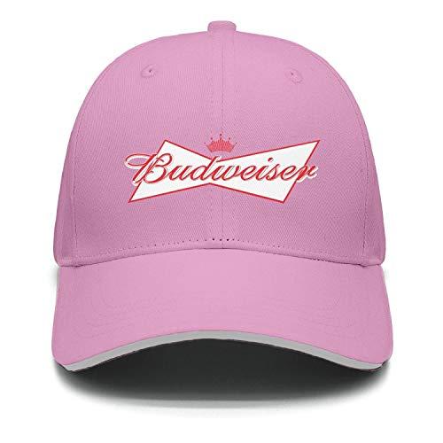 uter ewjrt Adjustable Budweiser-Budvar-Beer-Logo- Sun Hats Style Vintage Caps