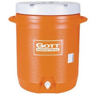 Gott Industrial 178762 Water Cooler, 5-Gallon (5 Gallon Water Cooler Lid compare prices)