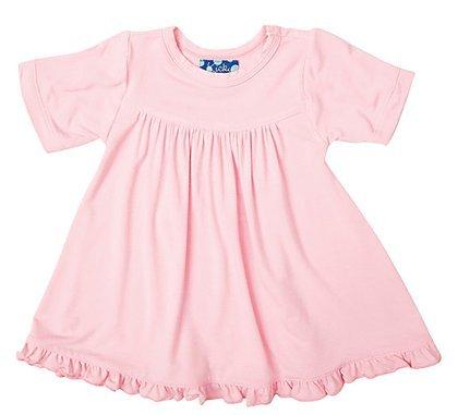 Kickee Pants Swing Dress Lotus 0 3 Months Baby