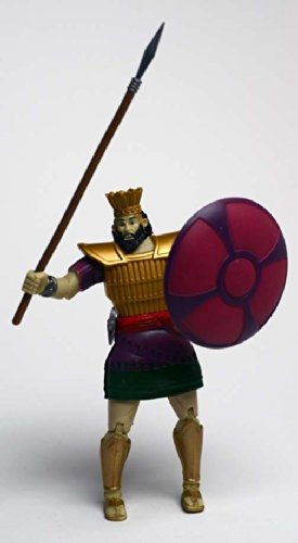 Toy - Action Figure - Action Bible/Goliath by Renewing Minds