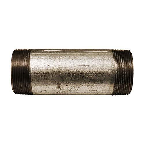 3//4 X 6 Rigid Conduit Galvanized Nipple 15 Pack
