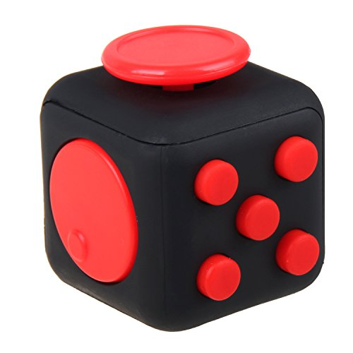Fidget Toys Cube Anxiety Attention Toy With Delicate Box Relieves Stress And Anxiety And Relax for Children and Adults